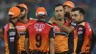 IPL 2019: Local Players Must Perform if Hyderabad Wants to Win Title: Mohammad Nabi