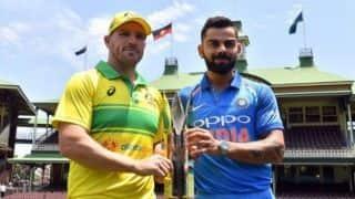 India vs Australia, 3rd ODI Preview: India Aim To End Tour Series Win In Australia