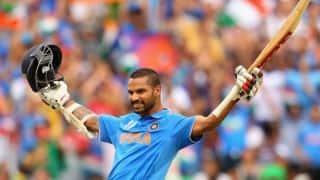 Live Cricket Scorecard India vs Bangladesh ICC Cricket World Cup 2015, Quarter-Final 2 at Melbourne