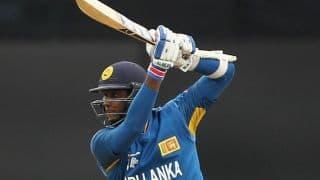 Angelo Mathews begged Kumar Sangakkara not to quit after ICC Cricket World Cup 2015