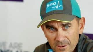 There was nothing wrong with the wicket in Perth: Justin Langer