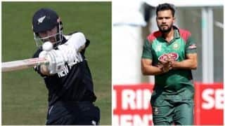 BAN vs NZ, Match 9, Cricket World Cup 2019, LIVE streaming: Teams, time in IST and where to watch on TV and online in India