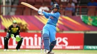 Smriti Mandhana is Wisden's Leading Women's Cricketer of the Year