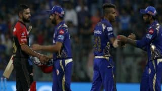 IPL 2018, MI vs RCB, Match 14: Marks out of 10