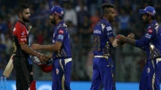 IPL 2018, MI vs RCB, Match 14: Marks out of 10
