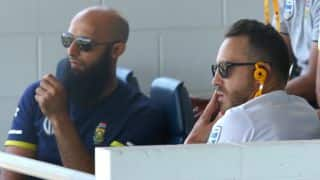 Hashim Amla or Faf du Plessis to lead World XI in Pakistan?