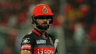 RCB lacked intent against GL: Kohli