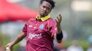 ICC suspends Ronsford Beaton from bowling in international cricket
