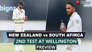 New Zealand vs South Africa, 2nd Test Preview: Injury-laden hosts eye win against in-form visitors