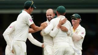 Australia are in 'better place' since 2016 series loss against SA, believes Lyon