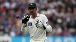 Remember Zulqarnain Haider? He is now a tennis-ball cricket star