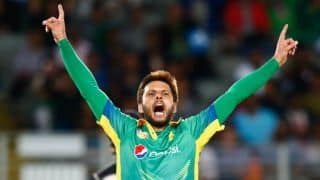 ICC World T20 2016: Open to make changes in the Pakistan squad, says Shahid Afridi