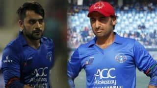 विश्व कप से पहले अफगानिस्तान के कप्तान असगर को हटाने से राशिद नाखुश