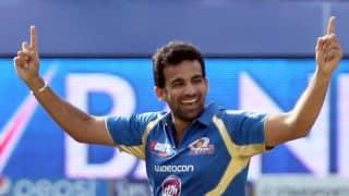 Zaheer Khan bowling yorkers in IPL