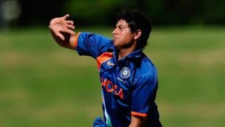 ICC Under-19 World Cup 2014: India thump Papua New Guinea by 245 runs