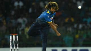 Lasith Malinga becomes 2nd Sri Lankan to claim hat-trick in T20Is