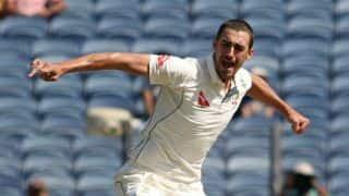 Australia vs England, 3rd Test: Mitchell Starc bowls ball of Ashes