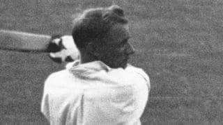 Don Bradman Firsts Part 3: Bradman's run up to the first Test