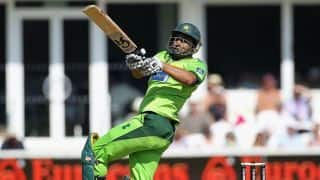 Pakistan batsman Shahzaib Hasan's ban increased from one year to four