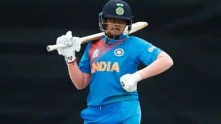 वनडे टीम से बाहर किये जाने के बाद प्रेरित हुई, महसूस हुआ कि मेरे खेल में कुछ कमी है: शेफाली वर्मा