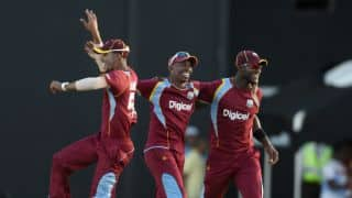 West Indies displace Sri Lanka from No. 1 slot in ICC T20I rankings