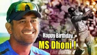 MS Dhoni turns 33: 10 things you didn't know