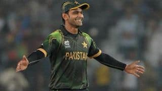 Hafeez and Ajmal to be sent Brisbane for official testing