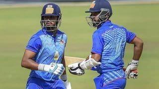 Skipper Iyer credits Mumbai's resilience after Vijay Hazare win
