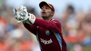 Denesh Ramdin rues West Indies' loss to England in ODI series