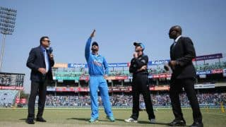 Live Twitter updates from IND vs NZ, 4th ODI at Ranchi