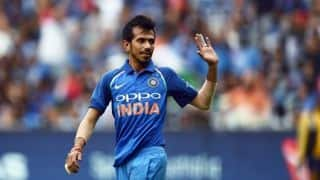 Yuzvendra Chahal registers best figures for a spinner in Australia in ODIs