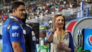 Anil Kumble's advice still sought by Nita Ambani for Mumbai Indians team selections