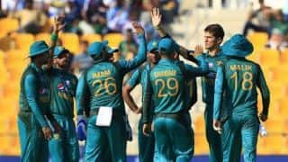 2nd T20I: Pakistan beat Australia to win 10th T20I series in a row