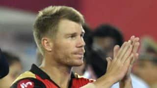 IPL 2017: Sunrisers Hyderabad (SRH) not under pressure as defending champions, says David Warner