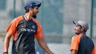 Ishant Sharma's recovery from ankle injury on track