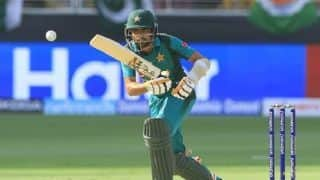1st T20I: Babar Azam, Imad Wasim help Pakistan to biggest win over Australia