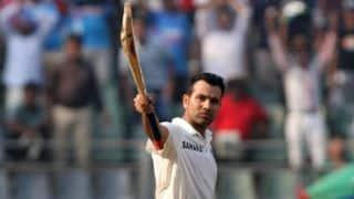 India vs New Zealand, 1st Test, Day 2: Rohit Sharma completes half-century; score 112/4