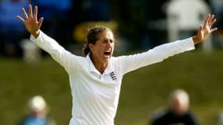 India Women evenly placed against England Women at Lunch on Day 2 of only Test at Wormsley