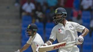 India vs West Indies 2016, 1st Test, Day 1: Video Highlights of Virat Kohli-Shikhar Dhawan partnership