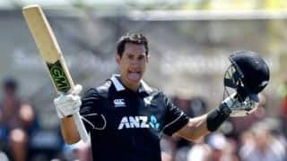 Tons for Ross Taylor, Henry Nicholls punish Sri Lanka in 3rd ODI