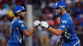 MI vs KXIP, IPL 2014 Match 22 at Mumbai