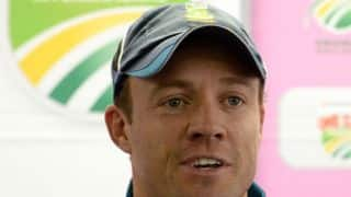 South Africa vs India 2013: AB de Villiers proud of defeating No 1 ODI side India