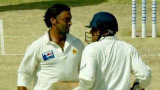 Virender Sehwag, Shoaib Akhtar to face each other in ice cricket