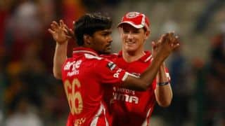 IPL 7: My aim is to swing at 135 kph, says rookie pacer Sandeep Sharma