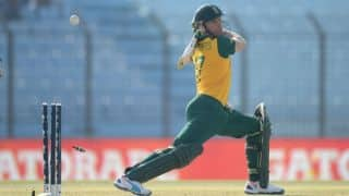 AB De Villiers expects tough challenge in Australia next month