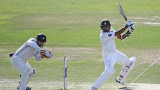 Pakistan vs New Zealand, 1st Test at Abu Dhabi, Day 2: Pakistan comfortably placed at 347 for 2 at lunch