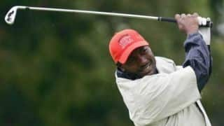 Brian Lara: Golf is a weird sport,Taught me how to be disciplined