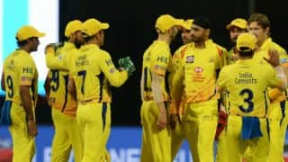Indian T20 League 2018: Protesters hurl shoes at Ravindra Jadeja, Faf du Plessis during Chennai vs Kolkata match