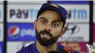 ICC WORLD CUP 2019: The lower order batsmen to take more responsibility if the top order gets out quickly; Says Virat Kohli