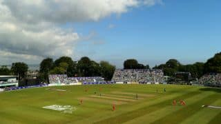 Ireland to play first-ever Test match against Pakistan in Malahide